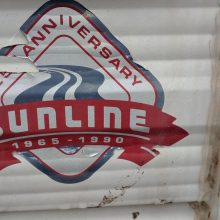 1990 Sunline T-3450
